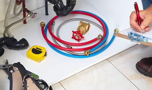 New Home Basement Plumbing